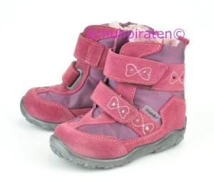 Ricosta Winterstiefel SURI mit Blinkfunktion pink, Gr. 22-23 +26 (SURI: Gr. 23)