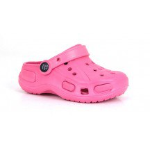 Romika Clogs Badeschuhe Romiclog N Kids pink, Gr. 24+26-29 (49010-438: Gr. 28)