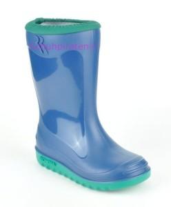 Romika Gummistiefel LITTLE BUNNY blau, Gr. 25 + 28 + 29 (LITTLE BUNNY 01001-524 blau-minze: 25)