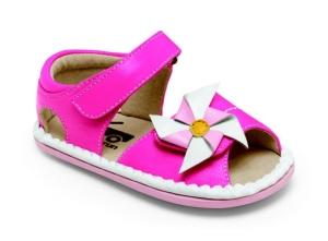 See Kai Run Sandale Modell ALANNA pink, Gr. 21 + 23-25 (ALANNA: Gr. 24)