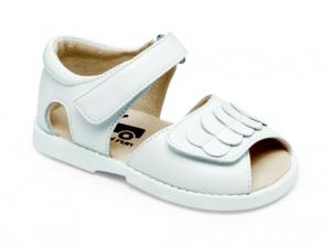 See Kai Run Sandale Modell SITA in weiß, Gr. 25 (SITA weiß: Gr. 25)