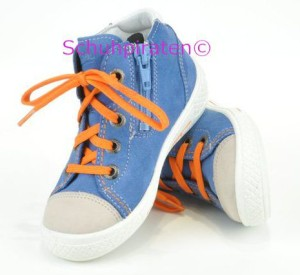 Superfit Halbschuhe blau Goretex Surround, Gr. 28+29+ 31-35 (Surround 2-98-91: Gr. 28)