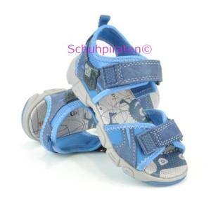 Superfit Sandale blau, Gr. 30+31+32+34 (Sandale 2-180-88: Gr. 30)