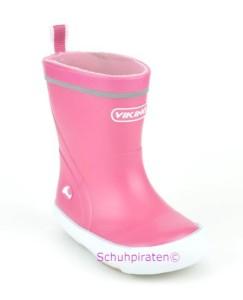 Viking Gummistiefel in pink MINIATURE, Gr.  25 (Miniature pink: Gr. 25)
