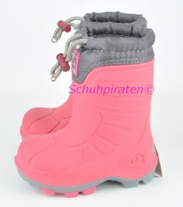 Viking Winter Gummistiefel pink EXTREME, Gr. 24-25 + 29 + 32-34 (Extreme pink: Gr. 24)