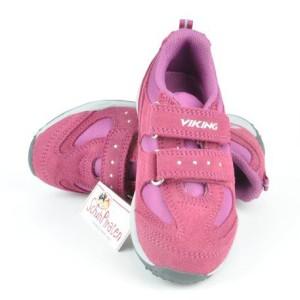 Viking Halbschuhe CICADA in pink, Gr. 31 + 32 + 35 (Cicada 2 Velcro: Gr. 35)