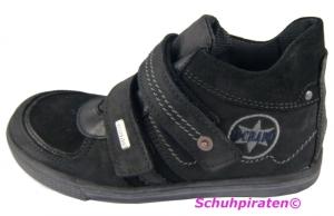 Däumling Halbschuhe knöchelhoch schwarz, Gr. 38 (M2925/170: Gr. 38)