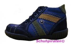 Däumling Halbschuhe in dunkelblau/jeans, Gr. 20-21 + 24-25 (M0782/148: Gr. 24)