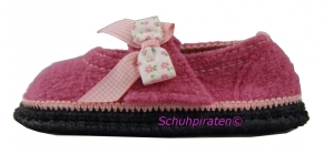 Kitz-Pichler warmer Hausschuhe Barbie rosa-pink, Gr. 25 (Barbie: Gr. 25)
