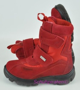 Naturino roter Winterstiefel Texmembrane, Gr. 34-36 (Barents rosso: Gr. 36)