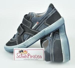 Richter Halbschuhe dunkelblau/jeans Gr. 28 + 30 + 33-35 + 37 (Halbschuhe 65104761: Gr. 30)