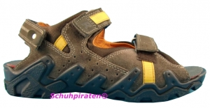 Ricosta Sandale CHARK schlammfarbe, Gr. 34 (CHARK: Gr. 34)