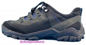 Ricosta Halbschuhe DARIN schwarz/blau Sympatex, Gr. 40 (DARIN: Gr. 40)