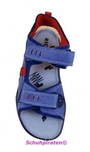 Ricosta Sandale Tajo in blau Gr. 34 (Tajo: Gr. 34)