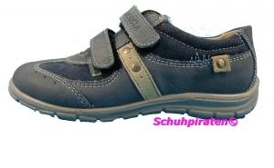 Ricosta Halbschuhe LINDA jeansblau mit TEX, Gr. 25 + 27 + 29 + 31-33 (LINDA: Gr. 25)