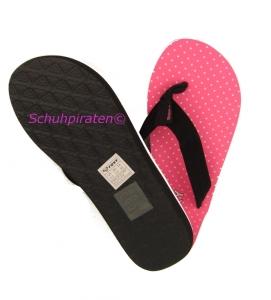 Roxy Flip Flop Neon Pink , Gr. 35 (XMTSL043: Gr. 35)