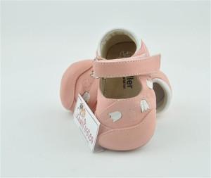 See Kai Run smaller Hausschuhe EVANIA rosa, Gr. 19 klein! (Evania: Gr. 6-9 mo = 19)