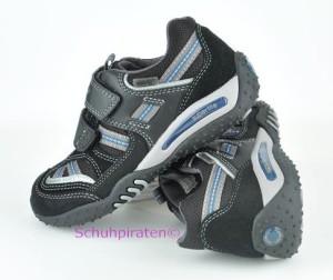 Superfit Sneaker schwarz/petrol Goretex, Gr. 37+39+40 (Sneaker 7-225-02: Gr. 37)
