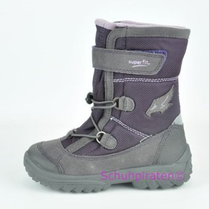 Superfit Goretex Winterstiefel lila Slip in Version, Gr. 35 (Winterstiefel 7-24-06: Gr. 35)