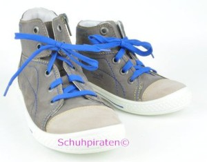 Superfit Halbschuhe in grau, Gr. 31 + 33-34 (Schnürer 0-103-07: Gr. 34)