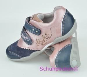 Superfit Sneaker rosa/dunkelblau, Gr. 31 (Sneaker 6-217-61: Gr. 31)