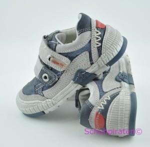 Superfit Sneaker blau/grau, Gr. 29 + 34 (Sneaker 6-350-81: Gr. 29)