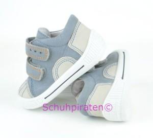Superfit Lauflernschuhe jeansblau leichter Sohle, Gr. 19 (Sneaker 8-44-91: Gr. 19)