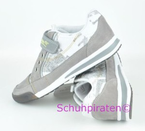 Superfit Sneaker grau Nubuk/Textil, Gr. 34 + 36 + 40 (Sneaker 8-205-41: Gr. 34)