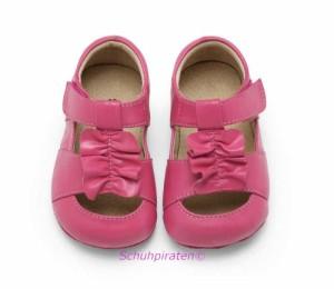 See Kai Run smaller Hausschuhe TIANA Pink Gr. 19 fällt klein aus (Tiana: Gr. 6-9 mo = 19)
