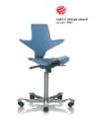 Bürostuhl HAG Capisco Puls 8010