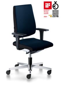 Bürostuhl Sedus black dot mit hoher Rückenlehne bd-103