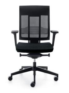 Bürostuhl Profim Xenon Net mit verstellbarer Lordosenstütze
