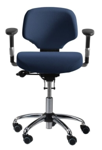 Bürostuhl RH Activ 200 mit mittlerem Sitz