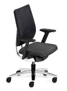 Bürostuhl Sedus swing up - Rückenlehne mit Netzrücken