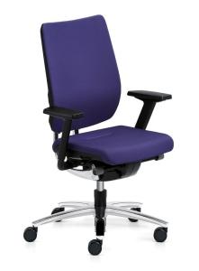 Bürostuhl Sedus swing up - Rückenlehne mit Vollpolsterung