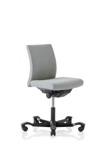 Bürostuhl HAG Creed 6002 niedrige Rückenlehne, Vollposter