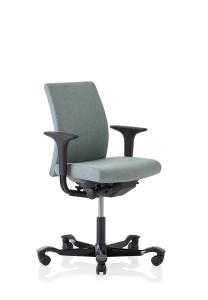 Bürostuhl HAG Creed 6004 mittlere Rückenlehne, Vollpolster