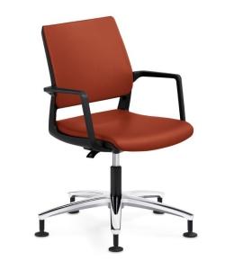 Konferenzdrehstuhl Sedus swing up - Rückenlehne mit Vollposterung