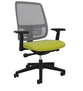 Bürostuhl HAWORTH Comforto 2960 mit Netzrücken