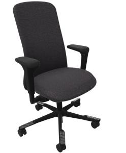 Bürostuhl HAG SoFi 7300 mit hoher Rückenlehne, Kopfstütze wählbar