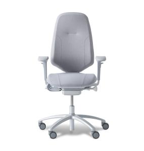 Bürostuhl RH Mereo 300 Silber Ausführung mit hoher Rückenlehne