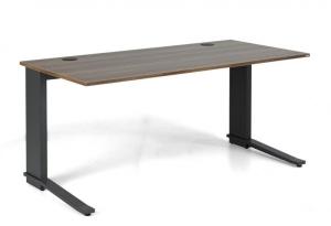 Schreibtisch Leuwico iMOVE C feste Tischhöhe