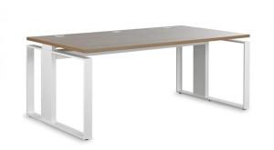 Schreibtisch Leuwico iMOVE F feste Tischhöhe