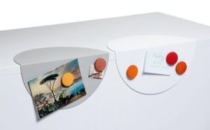 Sedus neverforget Magnetboard (Farbe: weiß)