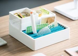 Sedus inbox - Aufbewahrungsbox (Größe: inbox S (100 x 100 x 28 mm))