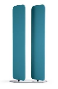 Abschirm- und Akustikelement Sedus viswall
