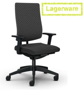 Bürostuhl Sedus black dot air mit 3D Strickgewebe sofort lieferbar