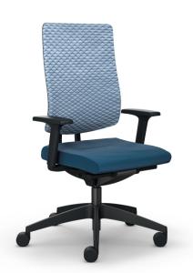 Bürostuhl Sedus black dot air mit 3D Strickgewebe