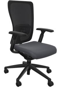 Bürostuhl HAWORTH Comforto 8960 mit Netzrücken