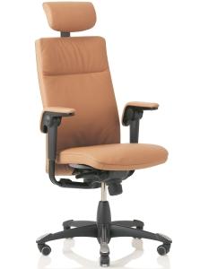 HAG H09 9031 TRIBUTE Büroarbeitsstuhl mit Kopfstütze